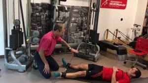 Cómo llegar a la fatiga muscular en Glúteo medio