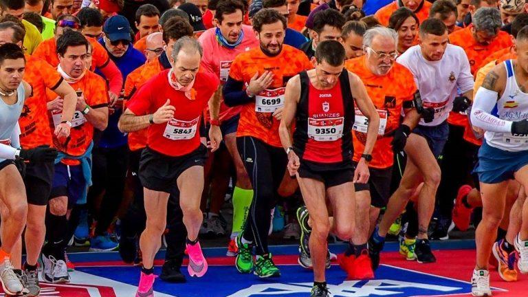 sistema muscular y entrenamiento correr