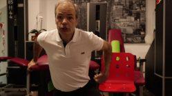 Aducción con Rotación Interna cadera